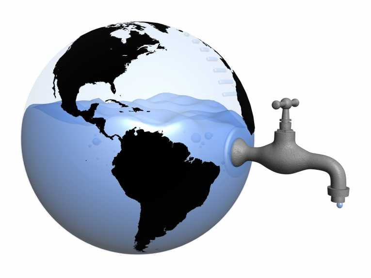 مساله آب
