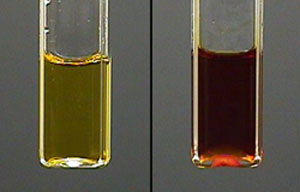 آزمایش نیترات آب