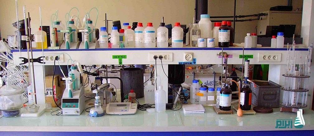 آزمایشگاه میکروبیولوژی آب و فاضلاب آبرام